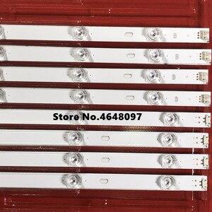 """Image 3 - Vervanging Led Strip Voor Lg 47 """"Tv Innotek Drt 3.0 47"""" 47LB6300 47GB6500 47LB652V 47lb650v LC470DUH 47LB5610 47LB565V 1Set = 8 Stuks"""