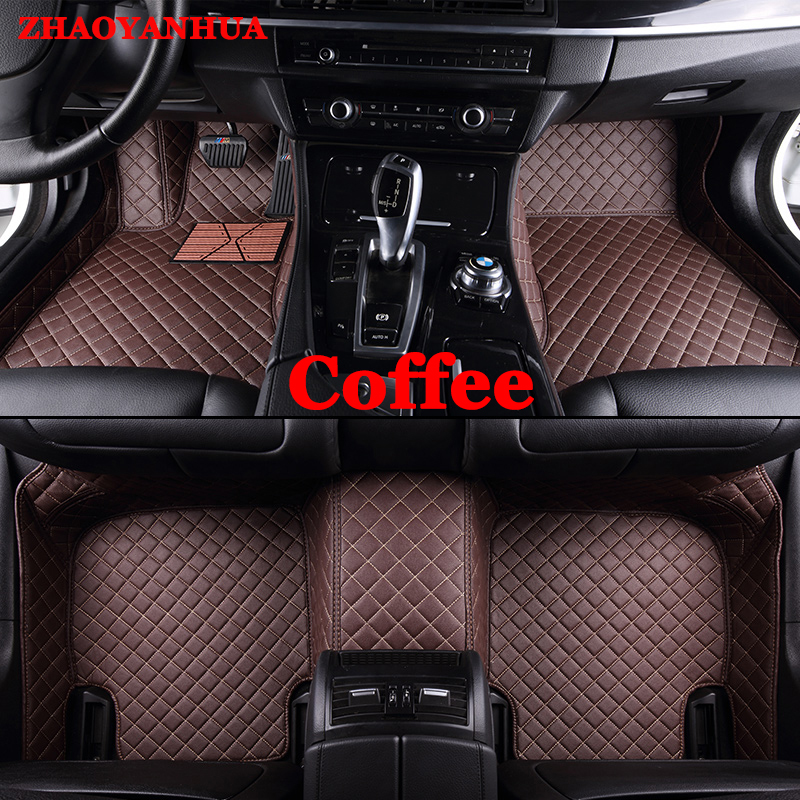 ZHAOYANHUASpecial custom made car floor mats for Land Rover Discovery freelander Sport Range leather Anti-slip  carpet liner ZHAOYANHUASpecial custom made car floor mats for Land Rover Discovery freelander Sport Range leather Anti-slip  carpet liner