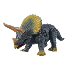 Electric Remote Control Dinosaur Toy Walking Light Sound Rc Animal Tyrannosaurus Action Figure Model Toys Children Gifts remote control tyrannosaurus velociraptor giganotosaurus rugops rc walking dinosaur toy with shaking head light sounds