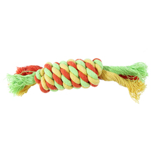 1 Pcs Dog Toy Braided Bone Cotton Rope For Puppy Dogs Cats Pet Chewing Toys Supplies High quality safe  dog toys