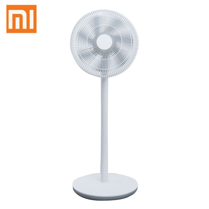 Original Xiaomi Mijia Smart DC Frequency Stand Fan WiFi Phone APP Remote Control Comfortable Wind Adjustable 100-level Low noise