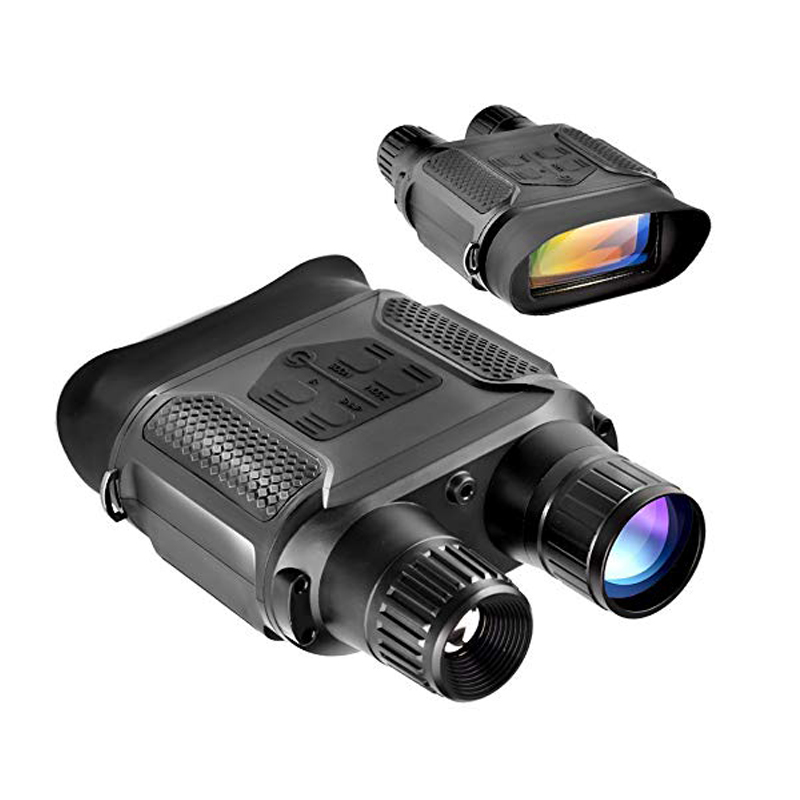 Image 5 - ZIYOUHU Infrared Digital Night Vision Goggles Camera Handheld Binoculars Image Video Recording Infrared Camera NV400B Widescreen-in Night Visions from Sports & Entertainment