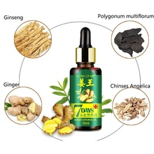 30ml Effective Fast Growth Hair Essence Hair Care Anti-Hair Loss Oil Dense Growth Liquid Dense Hair Care TSLM2