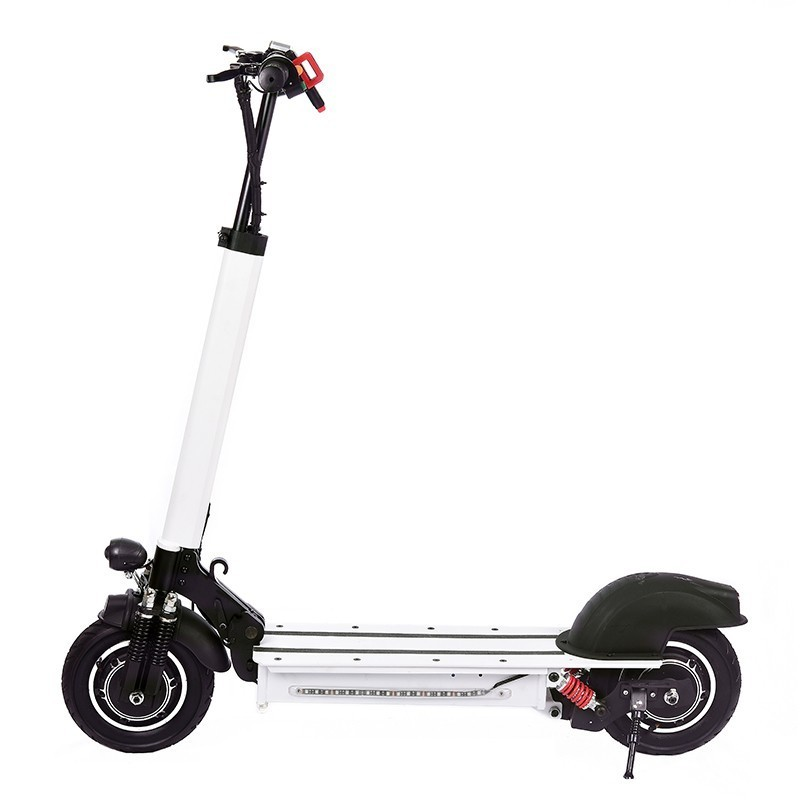 2019 iScooter Scooter Elétrica Dobrável Rodas 2 Hoverboard Skate longboard Elétrica com DIODO EMISSOR de luz 1200W
