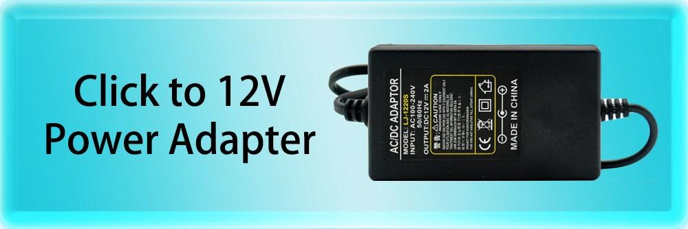 Autoeye 12V Power adapter
