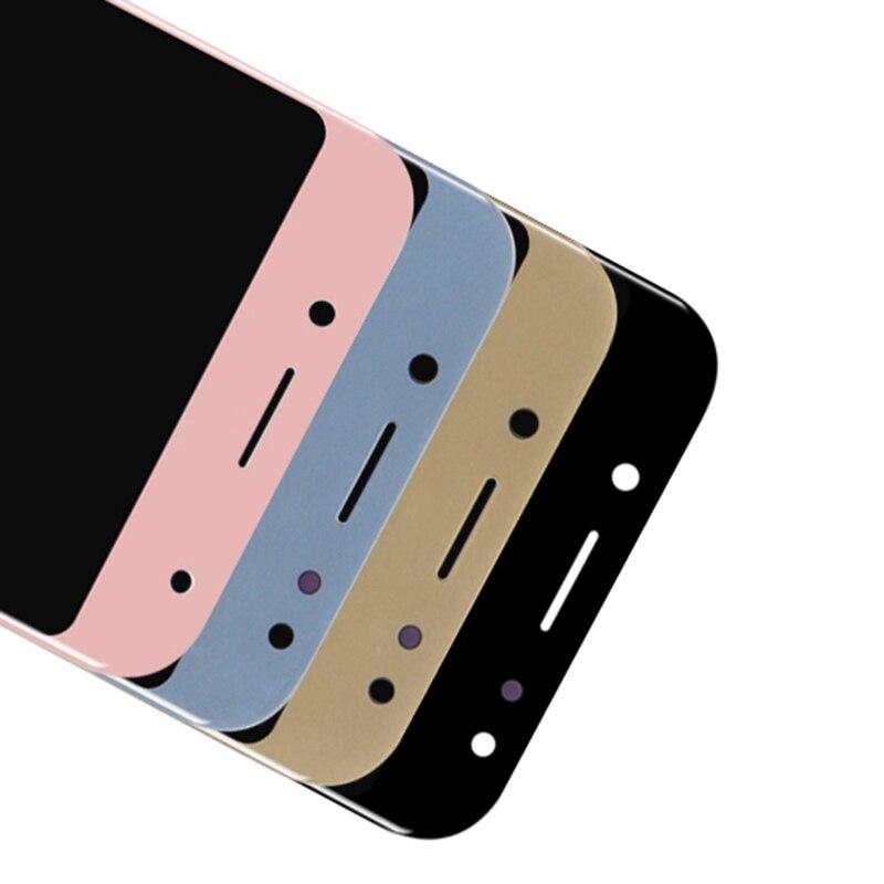 J530F AMOLED affichage d'origine pour Samsung Galaxy J5 2017 J530F écran LCD avec cadre écran tactile assemblage pièces de rechange - 5