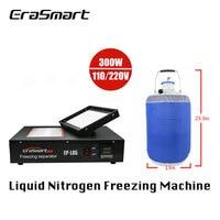EraSmart liquid nitrogen Freezer Separator Machine 2 in 1 Kit (This product tank no including Liquid nitrogen)