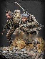1/16 Resin Kits Special Forces 2pcs/set (no base)