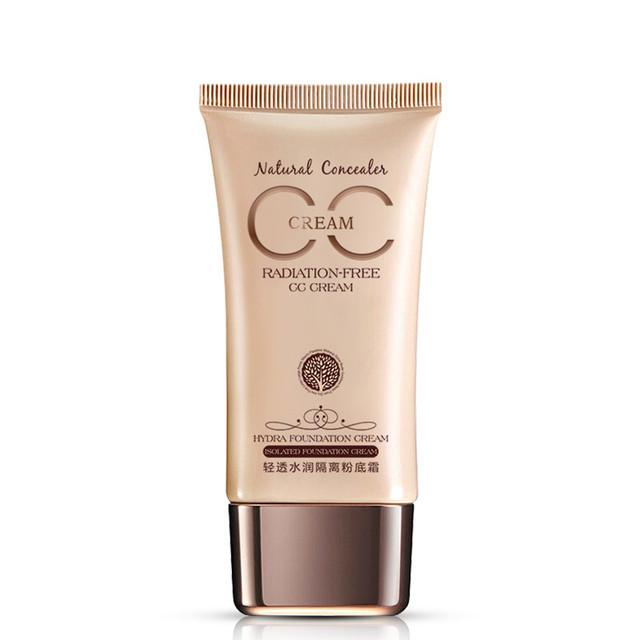 12 Pcs BIOAQUA Tampa CC creme Hidratante Fundação Branqueamento Corretivo Base de maquiagem Rosto BB Cream Cosméticos