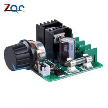 12 V-40 V 32V 10A Авто ШИМ тока мотор регулятор скорости вращения регулятора с ручка переключателя вольт регулятор диммер 400 Вт плата Модуль гибкий кабель
