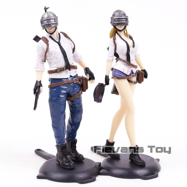 18cm game playerunknowns battlegrounds pubg character male and