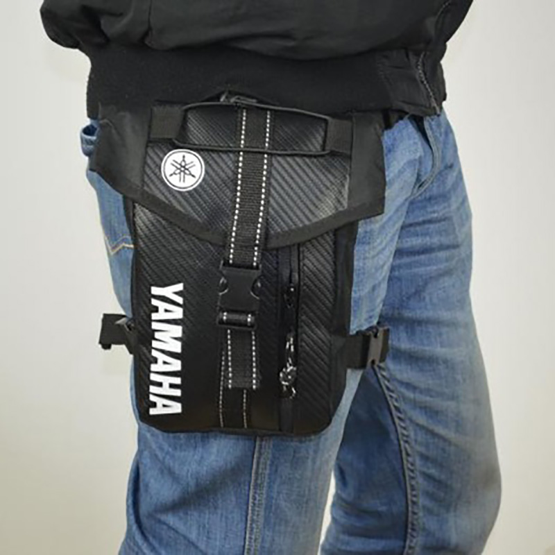 Large Capacity Tactical Military Leg Bag Men/'s Hip Drop Belt Waist Hiking  ∞