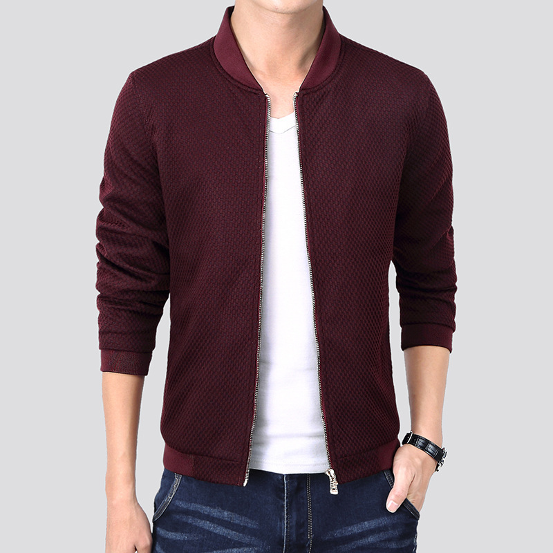 MRMT 2020 Brand Spring Dress New Men's Jackets Solid Color Jacket Overcoat for Male Slim Jacket Outer Wear Clothing Garment 2