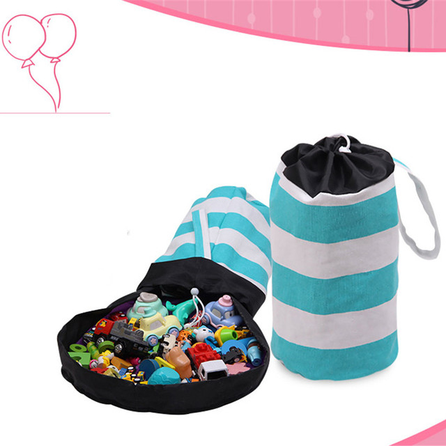 Storage Bag Toys Storage Space Goods Slide Away