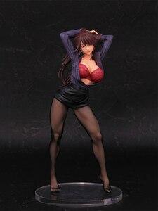 Image 2 - Japanese Daiki Anime Otome Kurosama Sexy Girl PVC Action Figure 27cm Anime Sexy Figures toys Anime figure Toys
