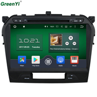 GreenYi 10 1 Android 6 0 Octa Core 2G RAM Car Radio DVD Player For Suzuki