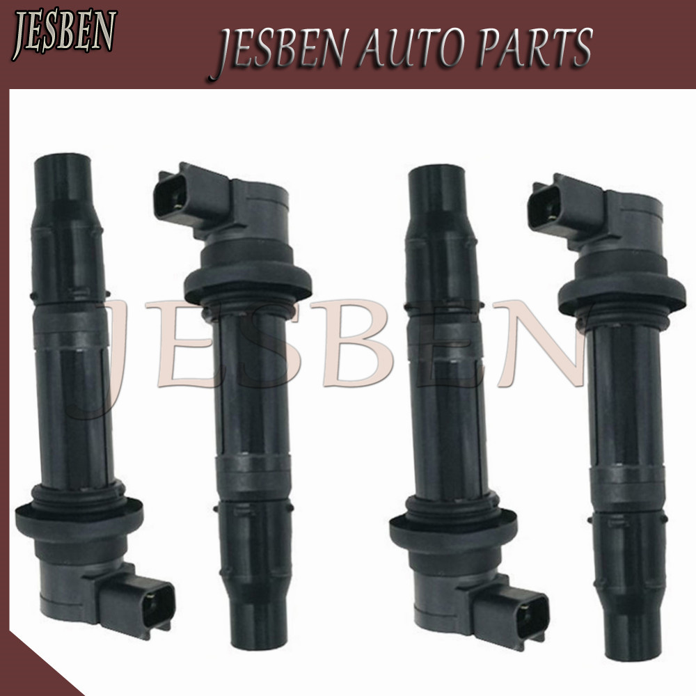 1 1999-2017 F6T568 Motorcycle Ignition Coils For Yamaha FX FZ1 Nytro RS RX SR Viper 1000 L//X//M////STX YZF R1 R6 WR 250