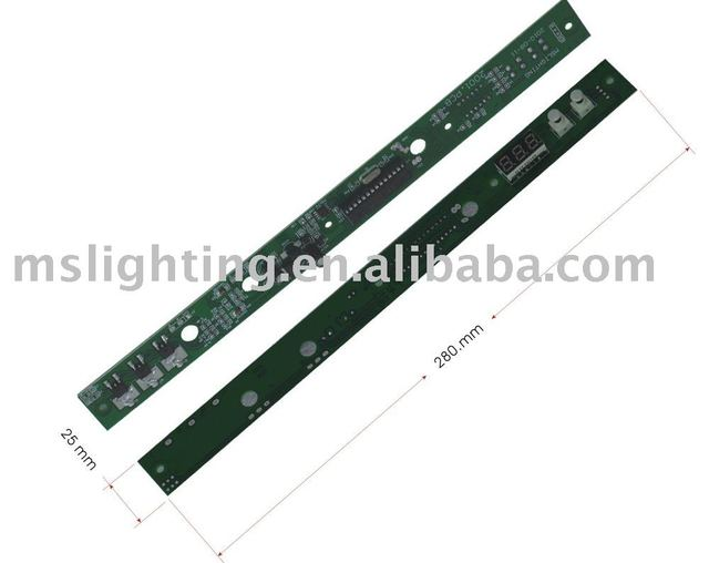 Wholesale and Retail Low Prices on Guaranteed 100% DMX LED Wall Washer PCB Board