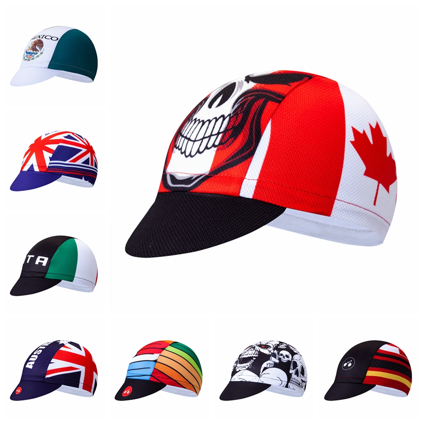 Summer Outdoor Sun UV Sports Hat Helmet Cap Cycling Caps Headwear Bicycle Team