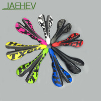 JAEHEV T800 Full Carbon Fibre Bicycle Saddle Glossy Matt MTB Road Bike Cycling Seats Top Version