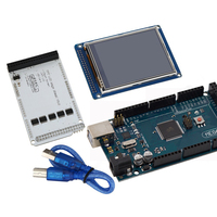 Mega2560 Board + 3.2 TFT LCD Touch Screen + LCD Shield SD Reader for Arduino 3D Printers and Robotics