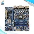 Para intel dh67bl original usado motherboard desktop para intel socket lga 1155 ddr3 h67 micro-atx à venda