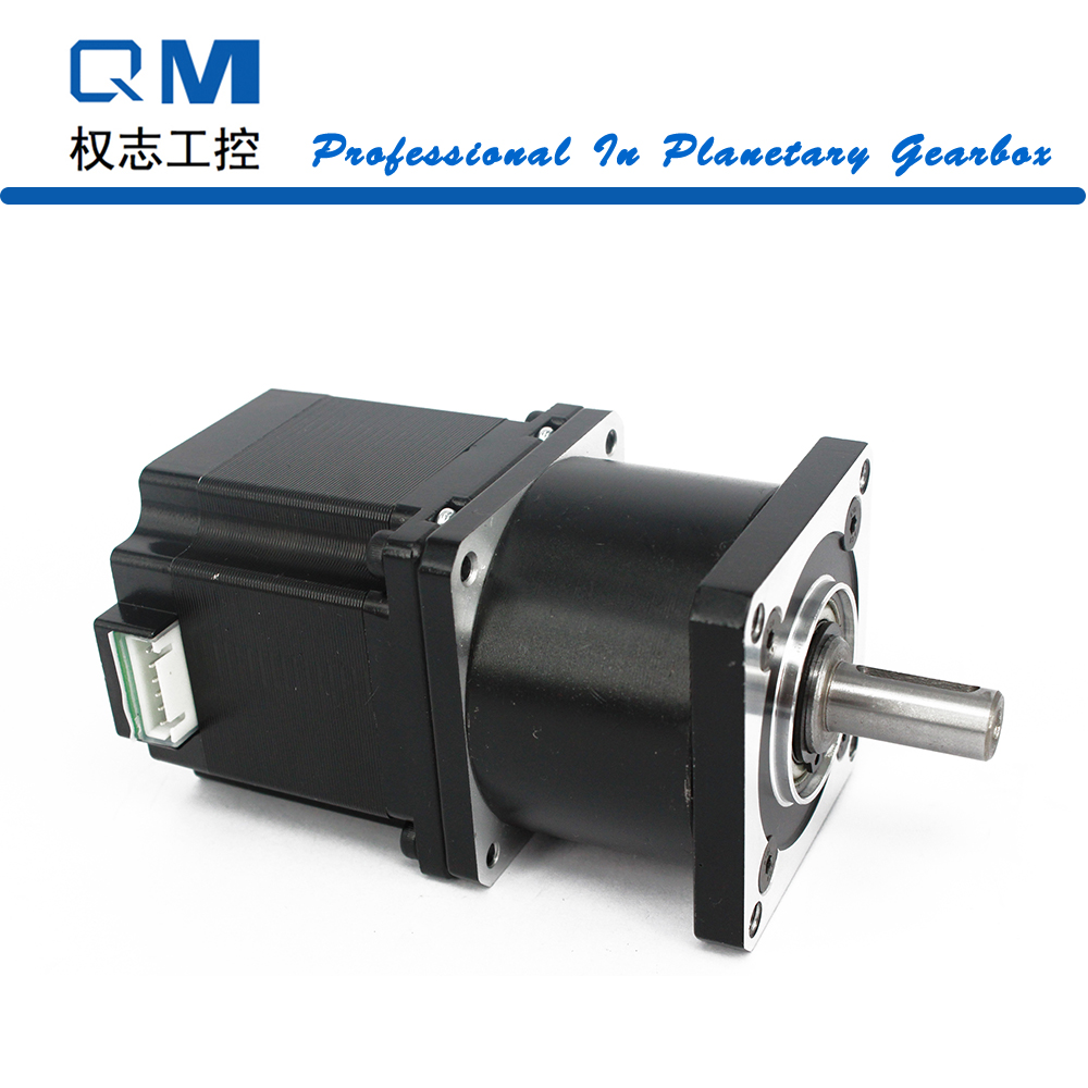 Gear stepper motor planetary reduction gearbox ratio 3:1 nema 23 stepper motor L=54mm cnc robot pump спот paulmann 60038