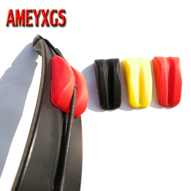 1 Set Archery Recurve Bow Stabilizer Recurve Bow Limb Stabilizer Damper Reduce Vibration Hunting Shooting Accessories