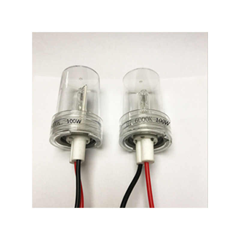DUU 100W Ballast Kit HID Xenon Bulb 12V H1 H3 H7 H11 9005 9006 4300K 6000K 8000K Xeno Headlights Unadjustable Button