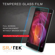 "SRJTEK 9H 5D Full Tempered Glass For ASUS ZenFone 4 Selfie Pro ZD552KL Screen Protector Protective Film 5.5"" Glass(China)"