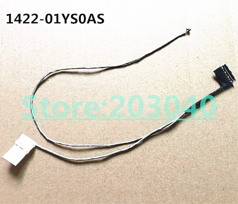 New Original Laptop/notebook LCD/LED/LVDS cable for <font><b>ASUS</b></font> <font><b>X302</b></font> X302L X302LA 1422-01YS0AS FHD image