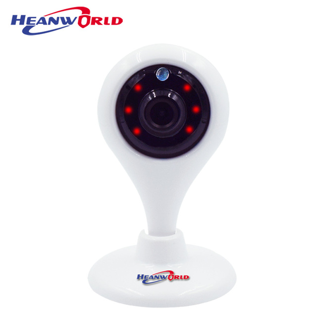 HD Mini Wifi IP Camera Wireless 720P support 64G MIcro SD Smart Baby Monitor CCTV Security Camera Remote Audio Speaker IR LED