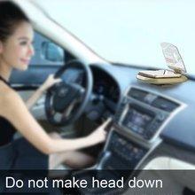 HOT Car Universal HUD Cabeça Up Display HUD Navegação GPS Do Telefone Móvel Suporte Para Carro Smart Phone Stand Holder Folding