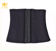 Cn Herb Womens Latex Waist Trainer Corset For Weight Loss Cincher Shaper Slimmer Free Shipping