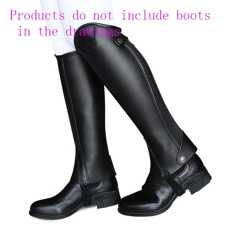 Ультра-Волоконный наездник, защита ног для верховой езды, удобные и износостойкие наездники, оборудование XXXXL для взрослых и детей