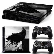 Прямая Модный крутой чехол с Бэтменом для PS4 для sony PS4 playstation 4 и 2 контроллера