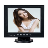 10.4inch HDMI BNC AV VGA industrial security LCD monitor High definition computer monitors