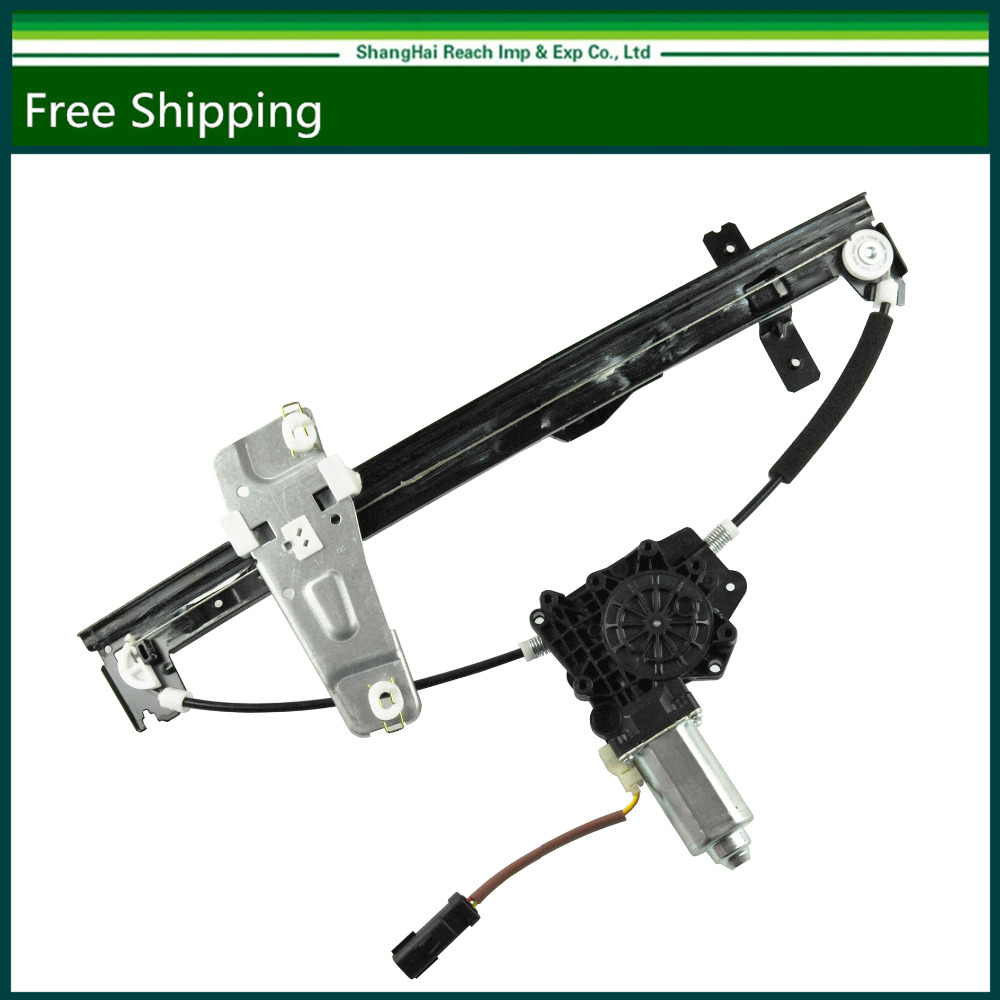 medium resolution of online shop e2c front right passenger window regulator with motor for jeep grand cherokee oe 741 557 2552 6326r 55363286aa 55363286ab aliexpress mobile