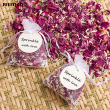 Natural Wedding Confetti Dried flower Petals For Floral Biodegradable Rose Petal and Party Decorations