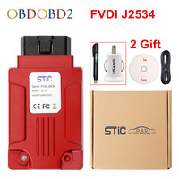 Original FVDI J2534 Diagnostic Tool For Mazda Support Online Module Programming Better Than ELM327 Free Shipping