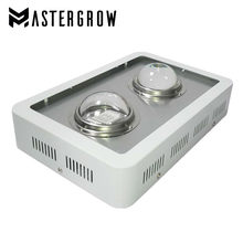 MasterGrow II 600W COB LED Grow Light Panel Full Spectrum 410-730nm Met Grote Lens Voor Indoor hydrocultuur Plant Groeit en Bloem(China)