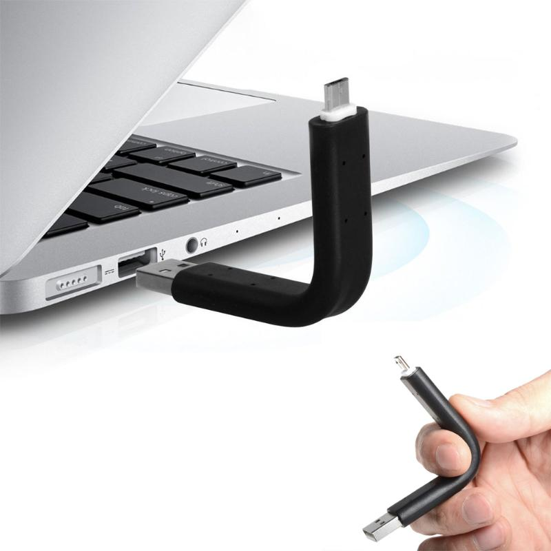 Bendable USB Cable Data Sync Charging Cord Flexible Short Micro to USB Charger Data Transfer Cable Stand Holder Wire 4 ports micro usb power charging splitter hub cable wire otg hub usb charger cord data sync transfer wire for tablet pc pad