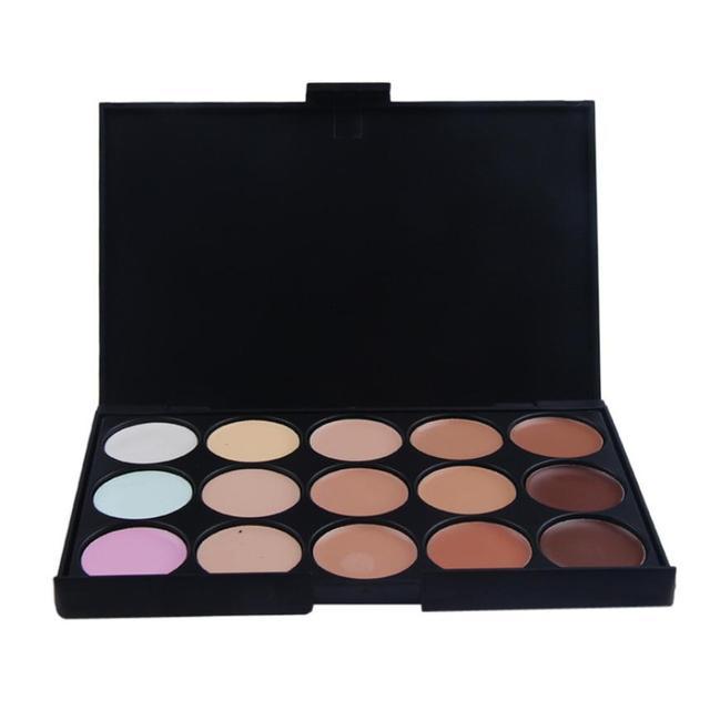 High Quality Pro 15 Color Neutral Warm Eyeshadow Palette Eye Shadow ...