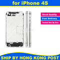 High Quality Chassis for iPhone 4S Middle Frame Bezel Midframe Housing Replacement Parts
