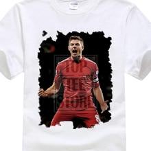 Steven Gerrard Mens T Shirt