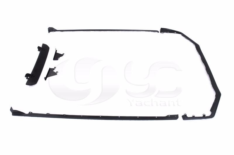 2015-2016 Subaru Impreza VAB VAF WRX STI VAQ S4 STI- Style Body Kit FRP (3)