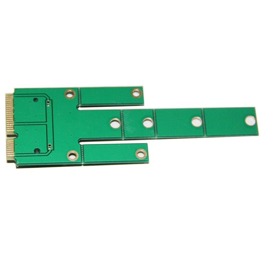 Great-Q NGFF M.2 B clave SSD a MSATA Adaptador PCIE MINI Tarjeta de - Cables de computadora y conectores - foto 3
