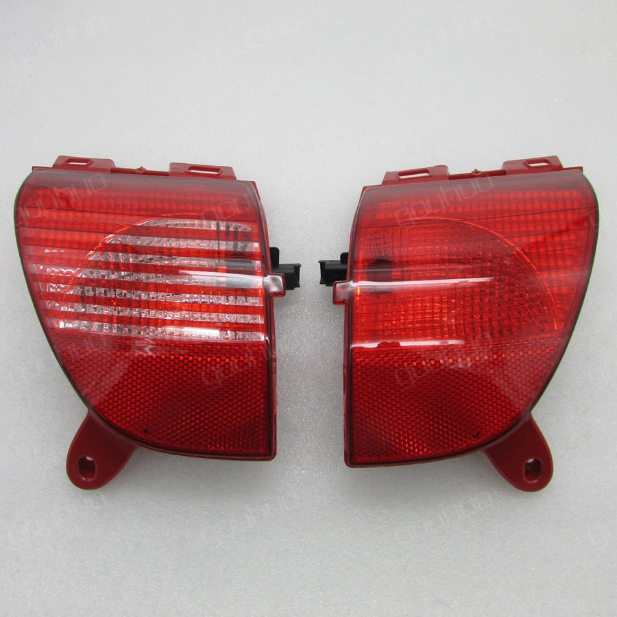 for Peugeot 2008 308CC for Citroen C3XR rear bumper rear fog lights and brake lights brake lights tail lights 2pcs