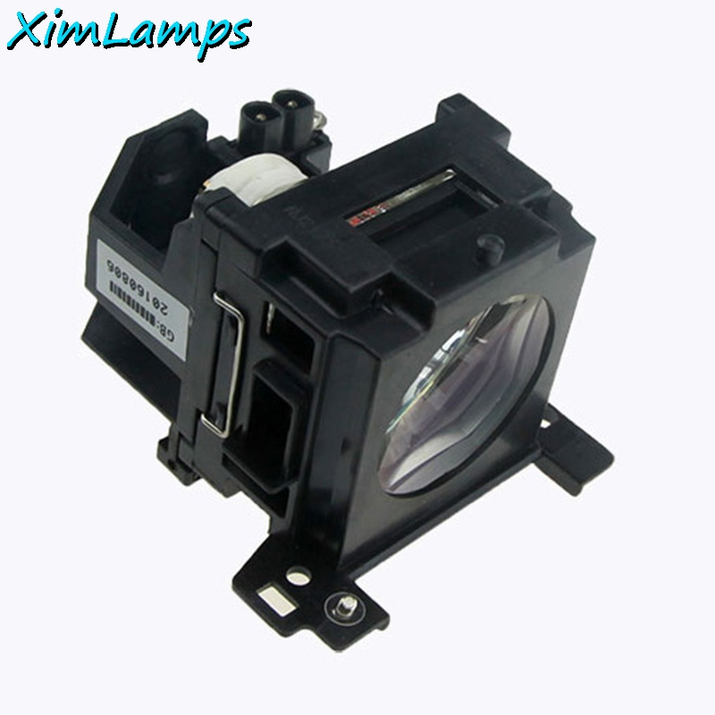 XIM Lamps Projector Bare Lamp with Housing DT00757 for HITACHI CP-X251 CP-X256 ED-X1092 ED-X12 ED-X15 ED-X20 ED-X22  MP-J1EF compatible projector lamp bulb dt01151 with housing for hitachi cp rx79 ed x26 cp rx82 cp rx93