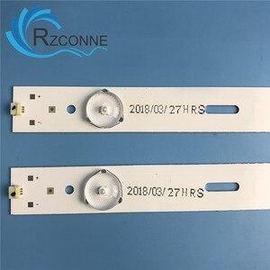 Image 2 - 428mm LED Backlight Lamp strip 5leds For Samsung 40 inch TV 40 LB M520 40VLE4421BF 2013ARC40 40VLE6520BL 2013HI400 LED40K30JD